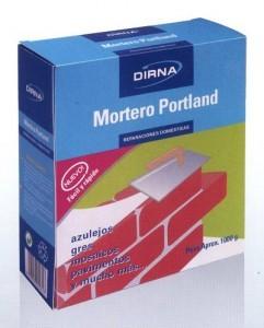 Mortero Portland